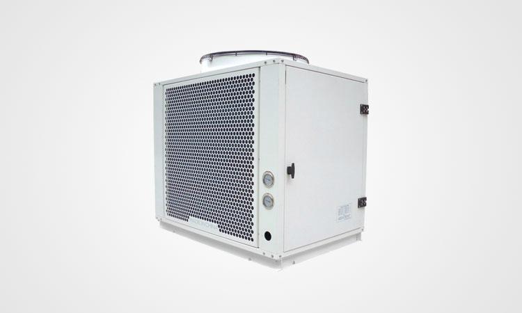 10匹循环式空气源热泵机组